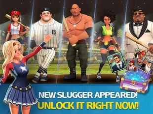 Download hacked Homerun Clash for Android - MOD Unlocked