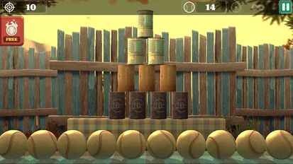 Download hacked Hit & Knock down for Android - MOD Money