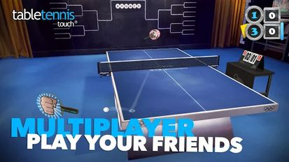 Download hacked Table Tennis Touch for Android - MOD Money
