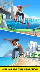 Download hacked Flip Skater for Android - MOD Unlocked
