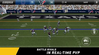 Download hacked Madden NFL Overdrive Football for Android - MOD Unlimited money
