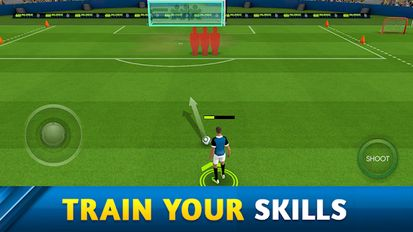 Download hacked Soccer Mobile 2019 for Android - MOD Money