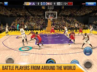 Download hack NBA 2K Mobile Basketball for Android - MOD Unlimited money