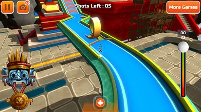 Download hacked Mini Golf 3D City Stars Arcade for Android - MOD Money