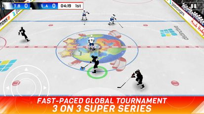 Download hack Hockey Nations 18 for Android - MOD Money