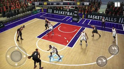 Download hacked Fanatical Basketball for Android - MOD Money
