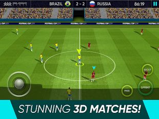 Download hack Soccer Cup 2019 for Android - MOD Money