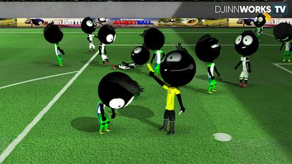 Download hack Stickman Soccer 2018 for Android - MOD Unlimited money