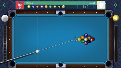 Download hack Pool Ball for Android - MOD Money