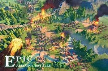 Download hacked Rise of Kingdoms: Lost Crusade for Android - MOD Unlocked
