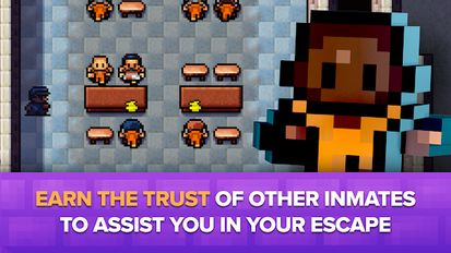 Download hack The Escapists: Prison Escape – Trial Edition for Android - MOD Unlimited money