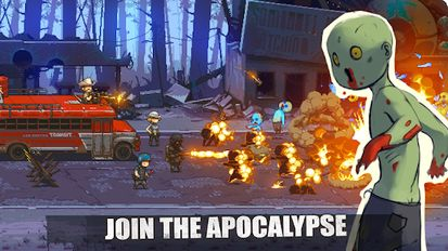 Download hacked Dead Ahead: Zombie Warfare for Android - MOD Unlimited money