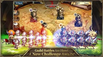 Download hack Langrisser for Android - MOD Unlocked