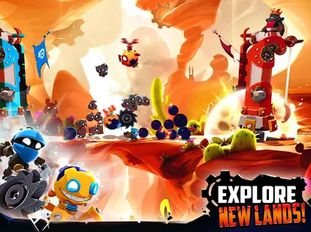 Download hacked Badland Brawl for Android - MOD Unlimited money