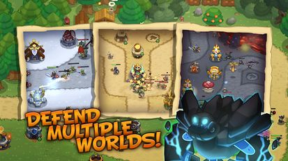 Download hack Realm Defense: Hero Legends TD Epic Strategy Game for Android - MOD Money