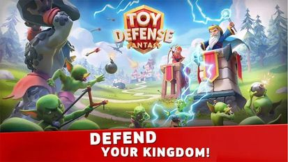 Download hack Toy Defense Fantasy — Tower Defense Game for Android - MOD Money