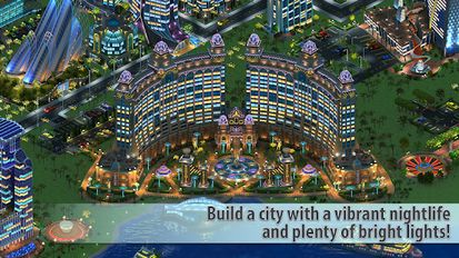 Download hack Megapolis: city building simulator. Urban strategy for Android - MOD Unlimited money