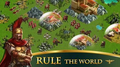 Download hack Empire:Rome Rising for Android - MOD Unlocked
