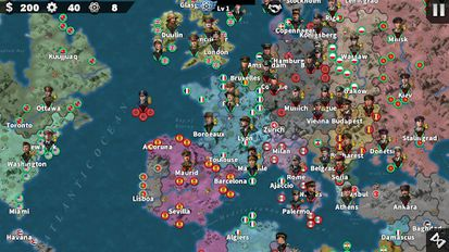Download hacked World Conqueror 4 for Android - MOD Unlimited money