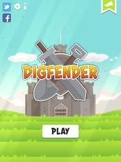 Download hack Digfender for Android - MOD Unlimited money