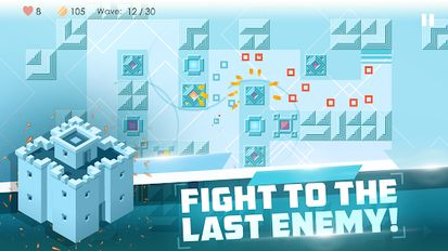 Download hacked Mini TD 2: Relax Tower Defense Game for Android - MOD Money
