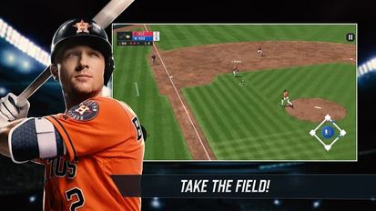 Download hacked R.B.I. Baseball 19 for Android - MOD Money