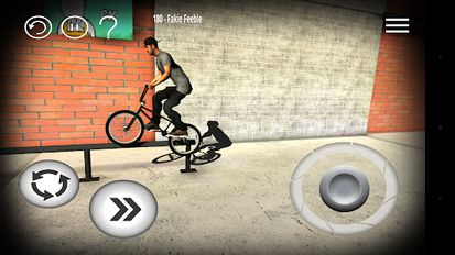 Download hacked BMX Streets: Mobile for Android - MOD Money