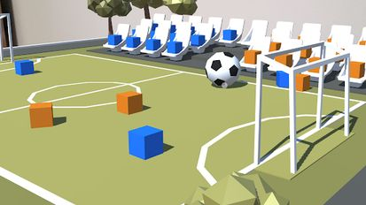 Download hack CUBE SOCCER AR for Android - MOD Unlimited money