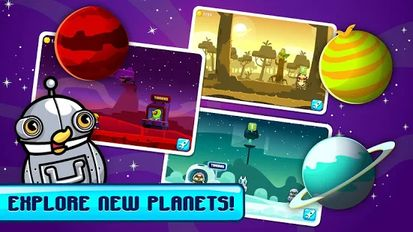 Download hack Duck Life: Space for Android - MOD Unlocked