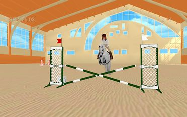 Download hacked Jumpy Horse Show Jumping for Android - MOD Unlimited money