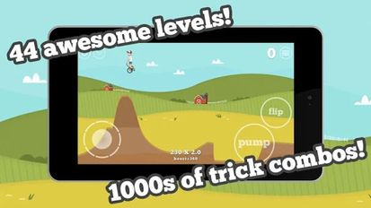 Download hack Pumped: BMX for Android - MOD Money