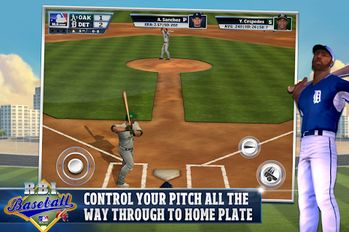 Download hack R.B.I. Baseball 14 for Android - MOD Unlocked