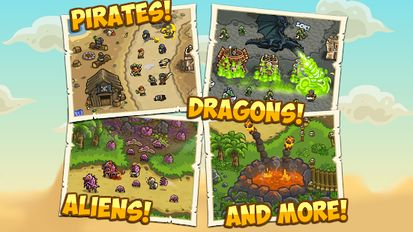Download hack Kingdom Rush Frontiers for Android - MOD Unlocked