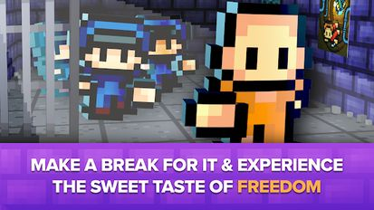 Download hack The Escapists: Prison Escape for Android - MOD Unlimited money