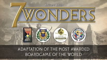 Download hacked 7 Wonders for Android - MOD Money