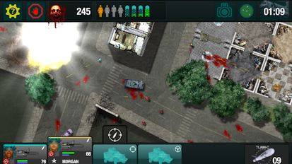 Download hack War of the Zombie for Android - MOD Unlocked