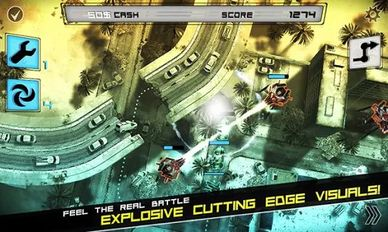 Download hack Anomaly Warzone Earth HD for Android - MOD Unlimited money