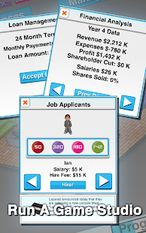 Download hacked Game Studio Tycoon for Android - MOD Money