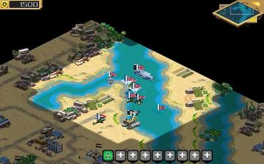 Download hacked Desert Stormfront for Android - MOD Money