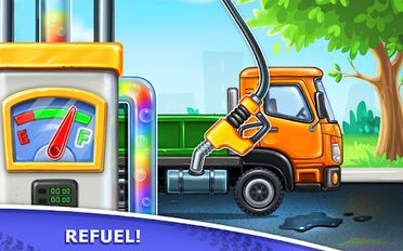 Download hacked Truck games for kids for Android - MOD Unlimited money