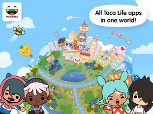 Download hacked Toca Life: World for Android - MOD Unlimited money