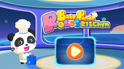 Download hacked Little Panda's Space Kitchen for Android - MOD Money