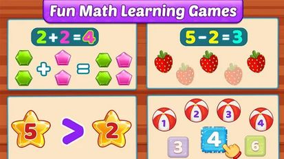 Download hacked Math Kids for Android - MOD Money