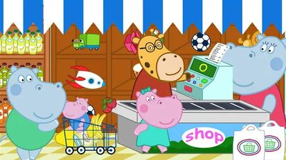 Download hacked Supermarket: Shopping Games for Kids for Android - MOD Unlimited money