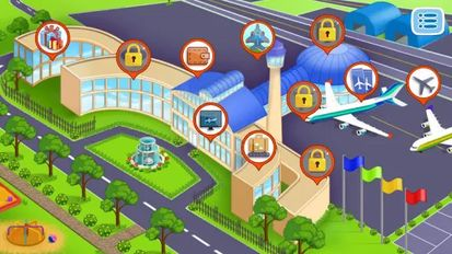 Download hacked Airport Professions: Fascinating games for Android - MOD Unlocked