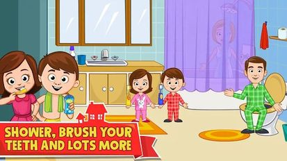 Download hack My Town : Home Dollhouse for Android - MOD Unlocked
