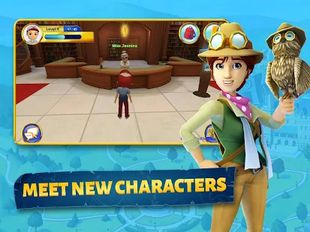 Download hacked Adventure Academy for Android - MOD Money