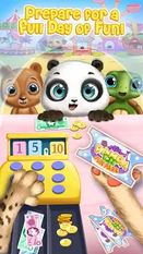 Download hacked Panda Lu Fun Park for Android - MOD Money