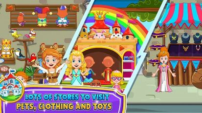 Download hacked My Little Princess : Stores FREE for Android - MOD Unlimited money