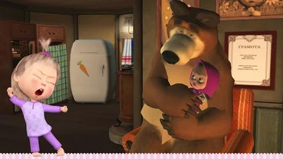 Download hacked Masha and the Bear: Good Night! for Android - MOD Unlimited money